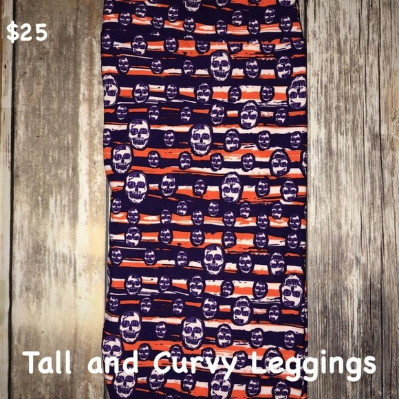 LuLaRoe Leggings TC Tall and Curvy size New with Tags!